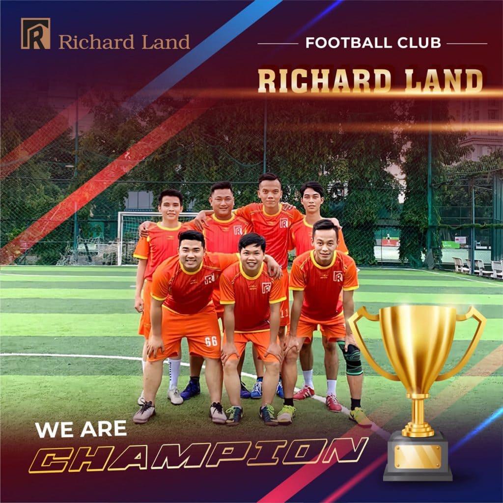 Làm hết sức, chơi hết mình cùng Richard Land
