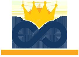 logo-king-crown-infinity