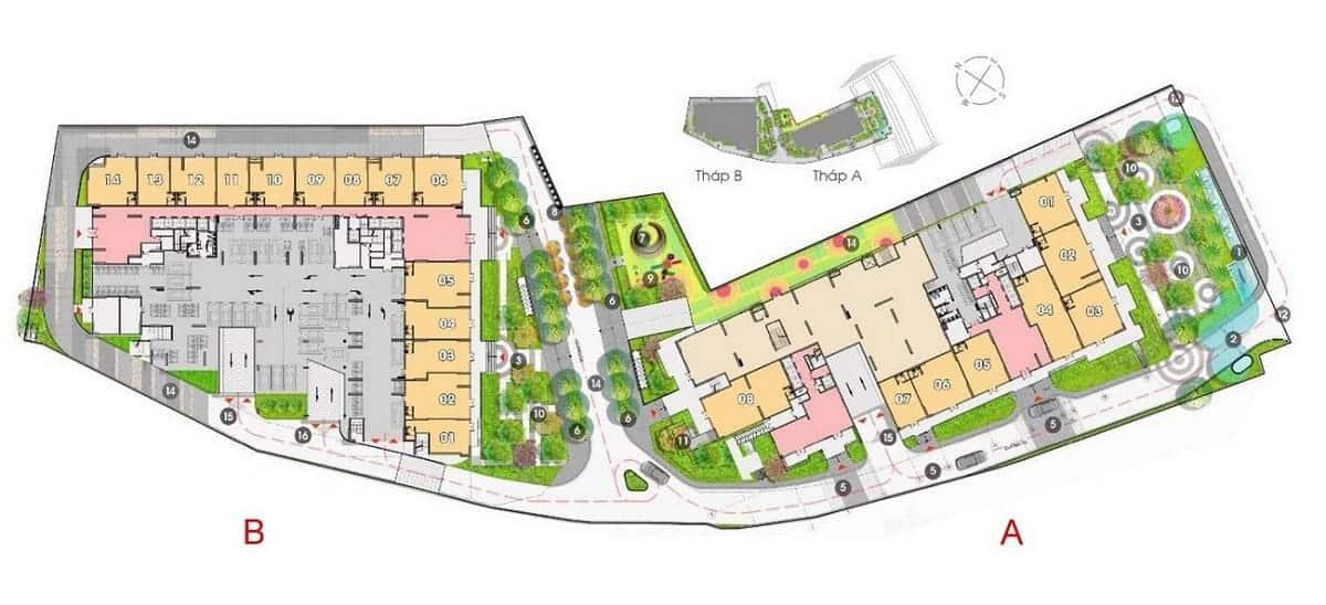 Thông tin chi tiết Opal City View Mb