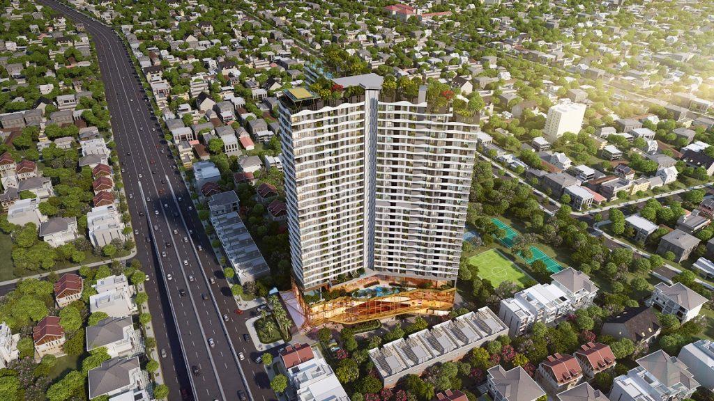 Giá bán và pháp lý dự án căn hộ DHomme Quận 6