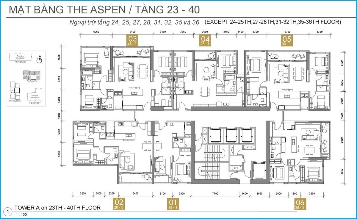 mat-bang-the-aspen-tang-23-40-du-an-gateway