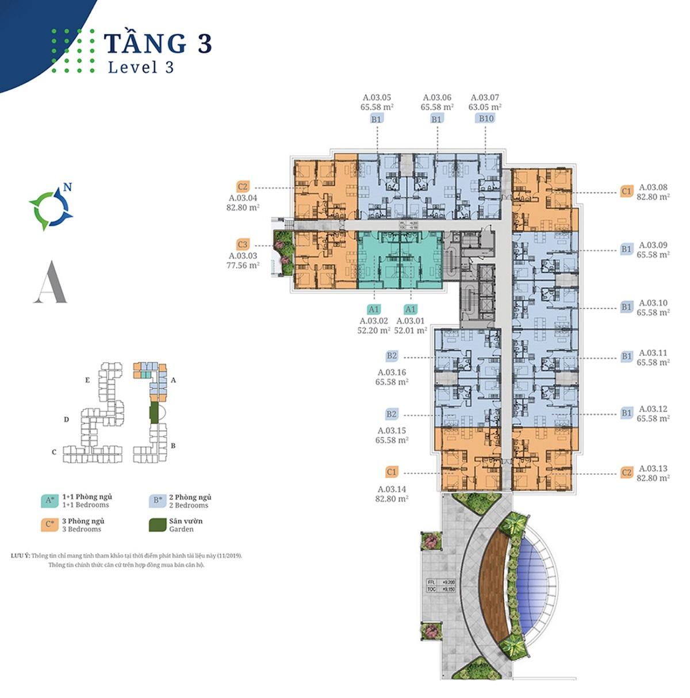 mat-bang-block-a-tang-3-can-ho-lovera-vista