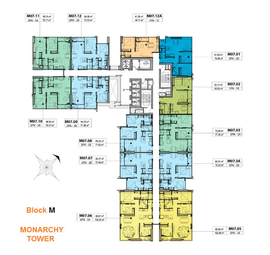 mat-bang-block-m-monarchy-tower