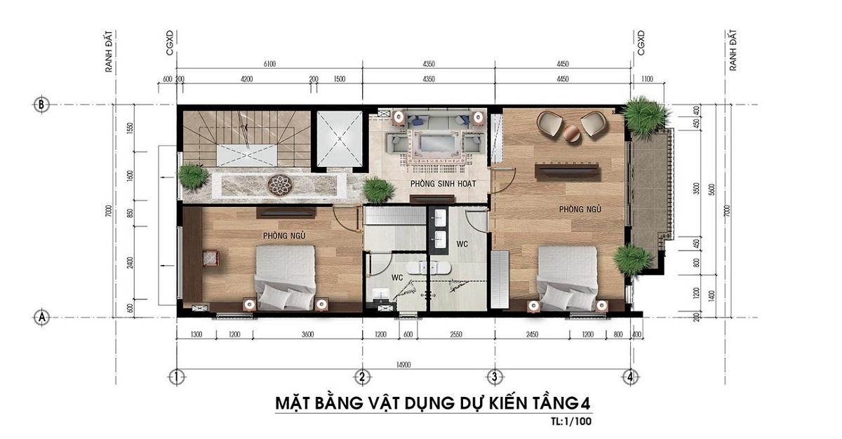 thiet-ke-tang-4-golden-shophouse-du-an-van-phuc-city