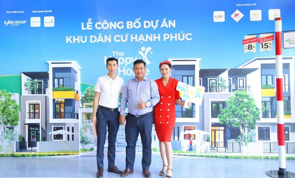 Lễ mở bán dự án The Happy Home – Bán sạch giỏ hàng thị trường Bình Phước