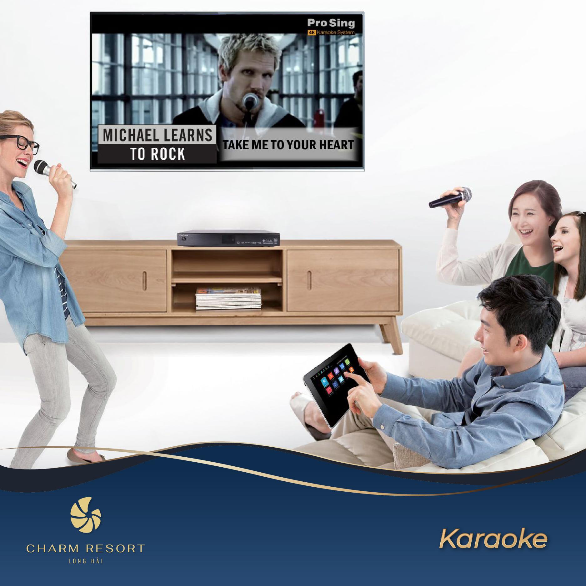 phong-karaoke-charm-resort-long-hai