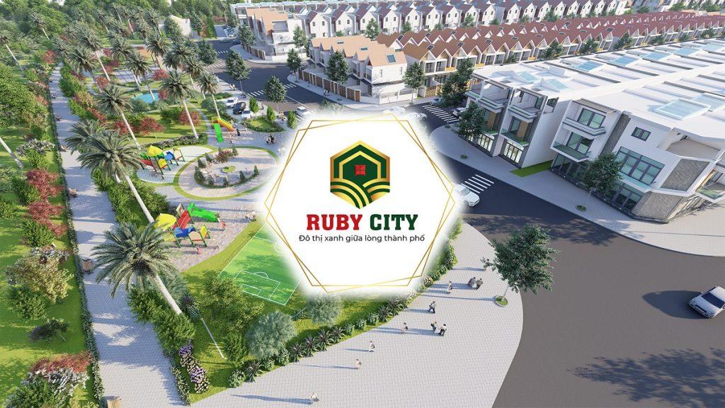 Khu đô thị Ruby City