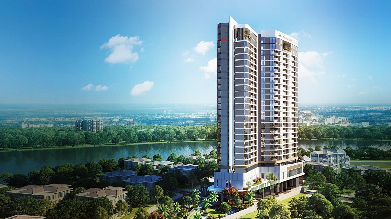 can-ho-thao-dien-green-towers